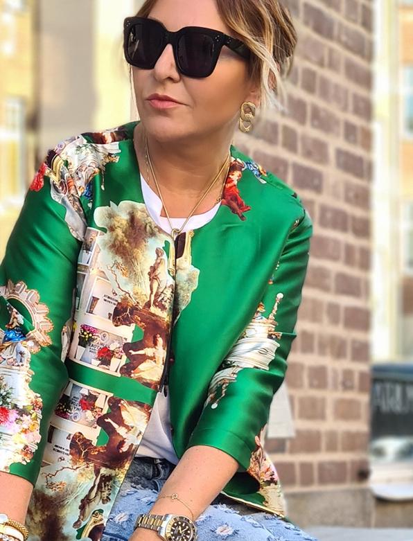 AirBrush 20200409214929 Den underbara gröna! maxjenny maxjenny Eddie Fischer Living a Style